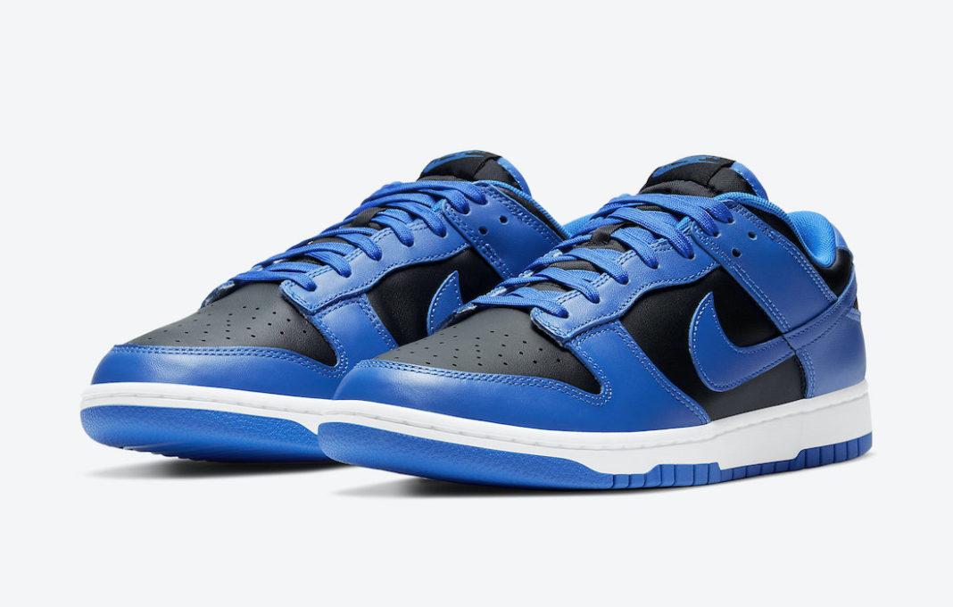 ナイキ ダンク ロー ハイパー コバルト Nike-Dunk-Low-Hyper-Cobalt-DD1391-001
