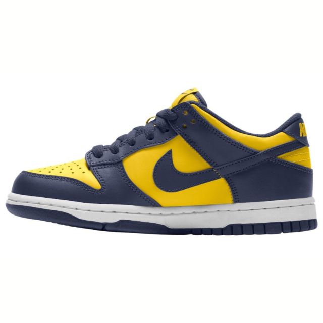 "Nike Dunk Low ""Michigan"" ナイキ ダンク ロー ""ミシガン"" DD1391-700"