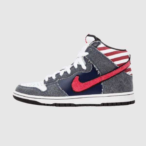 """ナイキ SB ダンク ハイ """"ボーン イン the USA"""" Nike-SB-Dunk-High-Born-in-the-USA-313171-100-eyecatch"""