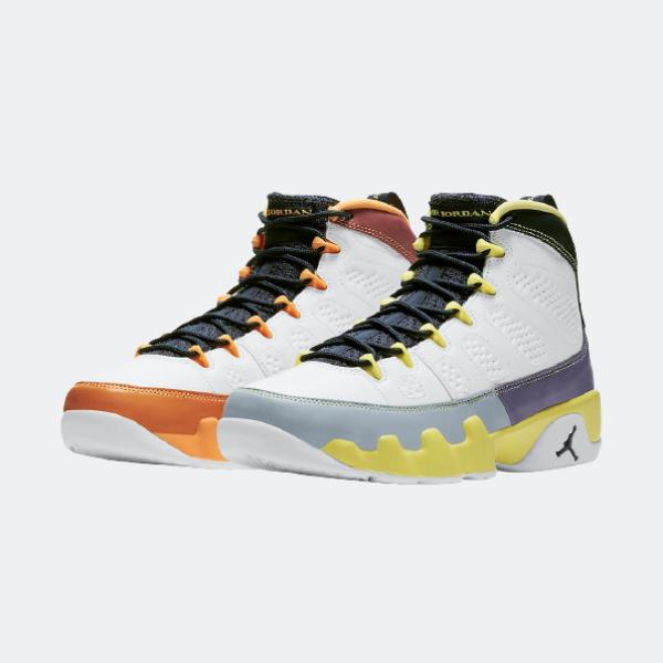 """ナイキ エア ジョーダン 9 ウィメンズ """"チェンジ ザ ワールド"""" Nike-Air-Jordan-9-Change-The-World-Cactus-Flower-CV0420-100-eyecatch"""