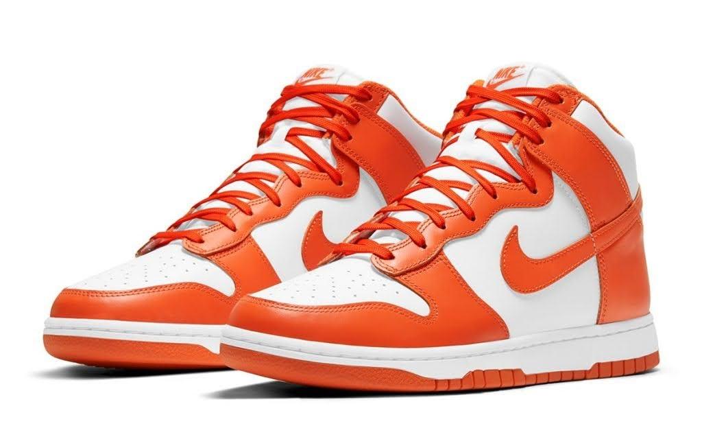 """Nike Dunk High """"Syracuse"""" / ナイキ ダンク ハイ """"シラキュース"""" DD1399-101 main"""