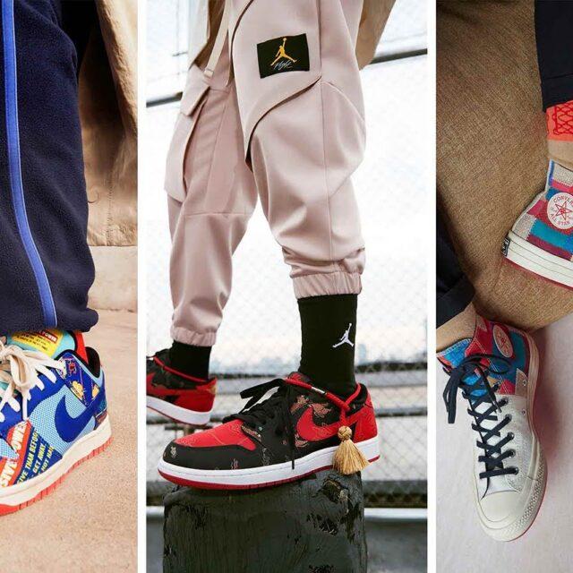 """ナイキ """"チャイニーズ ニューイヤー コレクション""""Nike """"Chinese New Year Collection"""" 3 models"""
