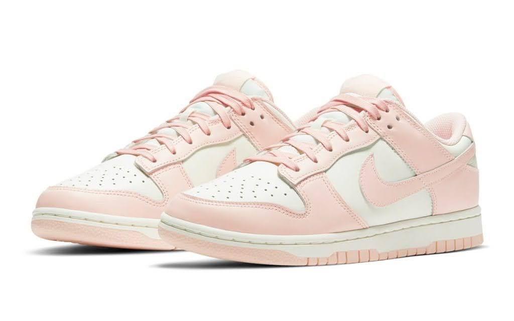 "Nike WMNS Dunk Low ""Orange Pearl"" ナイキ ウィメンズ ダンク ロー ""オレンジパール"" DD1503-102"