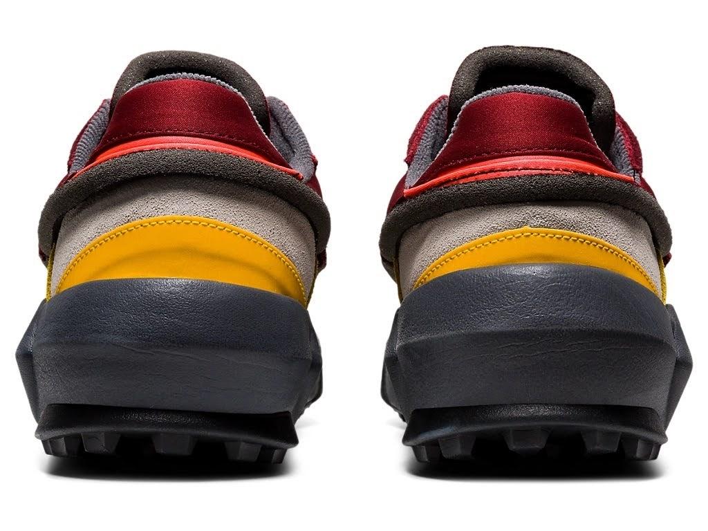オニツカタイガー アドミックス ランナー/ ヴァイブラント イエロー Onitsuka-Tiger-ADMIX-RUNNER-Vibrant-Yellow-1183B357_100-heel