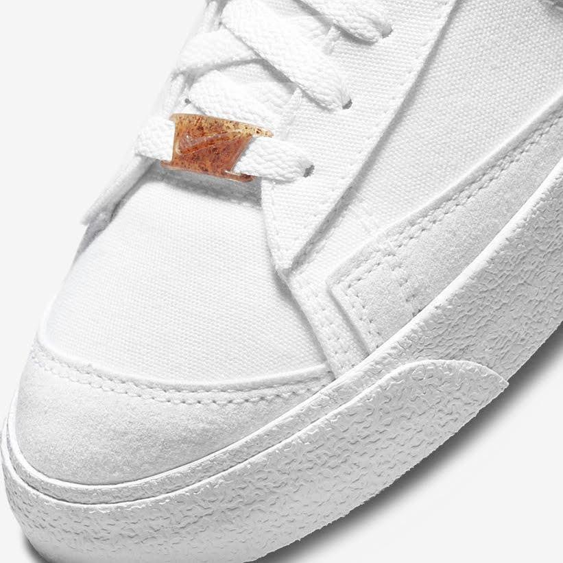 """ナイキ ブレーザー ミッド 77 """"カテキュウ"""" Nike-Blazer-Mid-77-Catechu-DC9265-101-toe"""