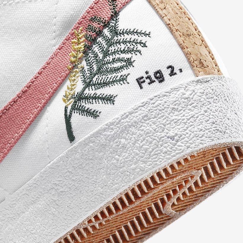 """ナイキ ブレーザー ミッド 77 """"カテキュウ"""" Nike-Blazer-Mid-77-Catechu-DC9265-101-side-heel"""
