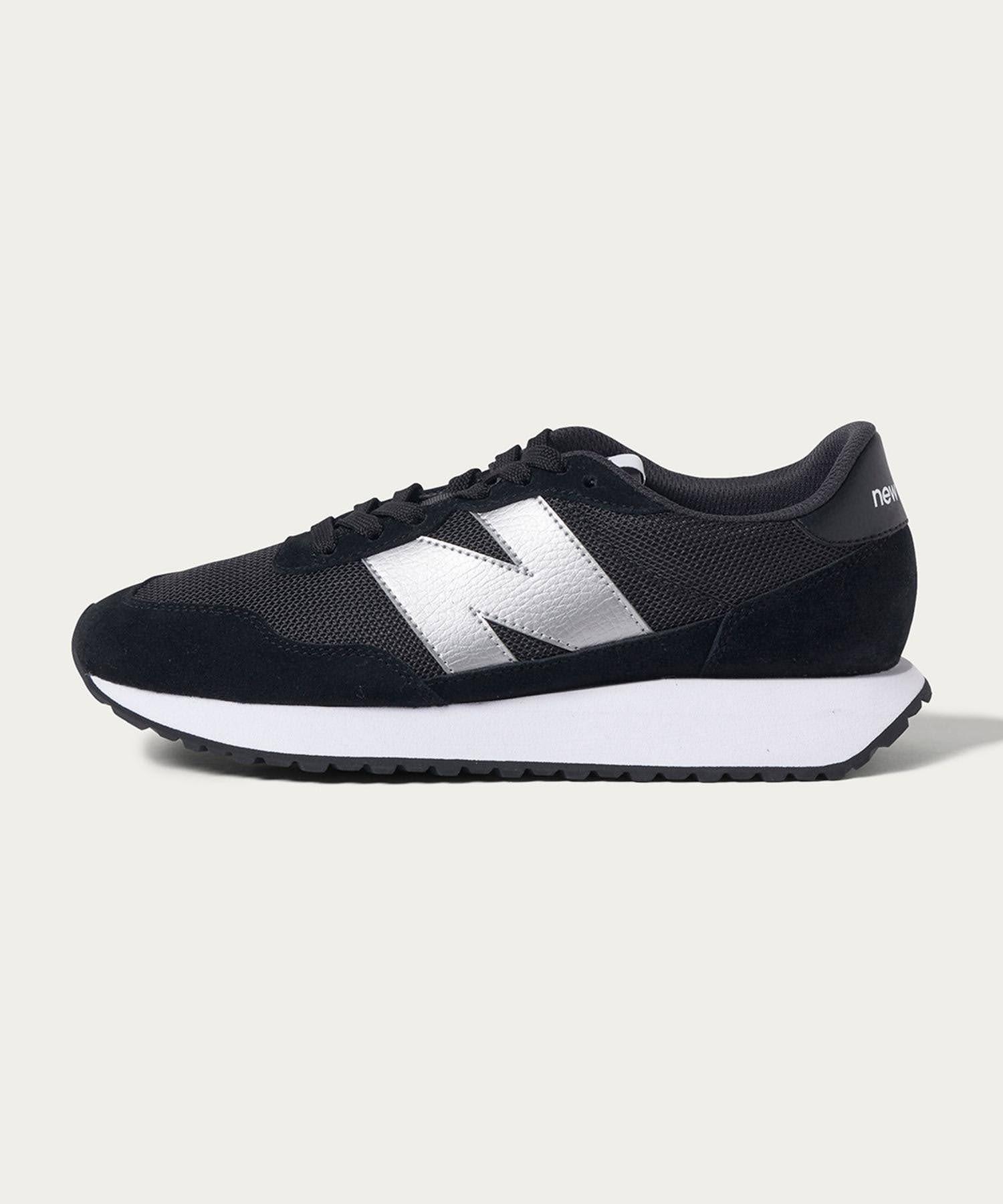ニューバランス WS237/ ブラック New-Balance-WS237-Black-side