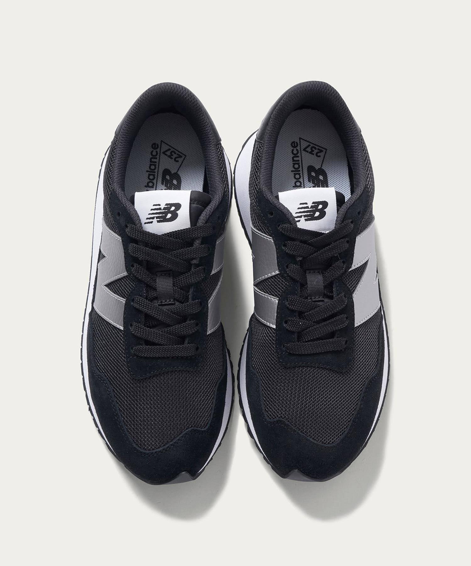 ニューバランス WS237/ ブラック New-Balance-WS237-Black-top