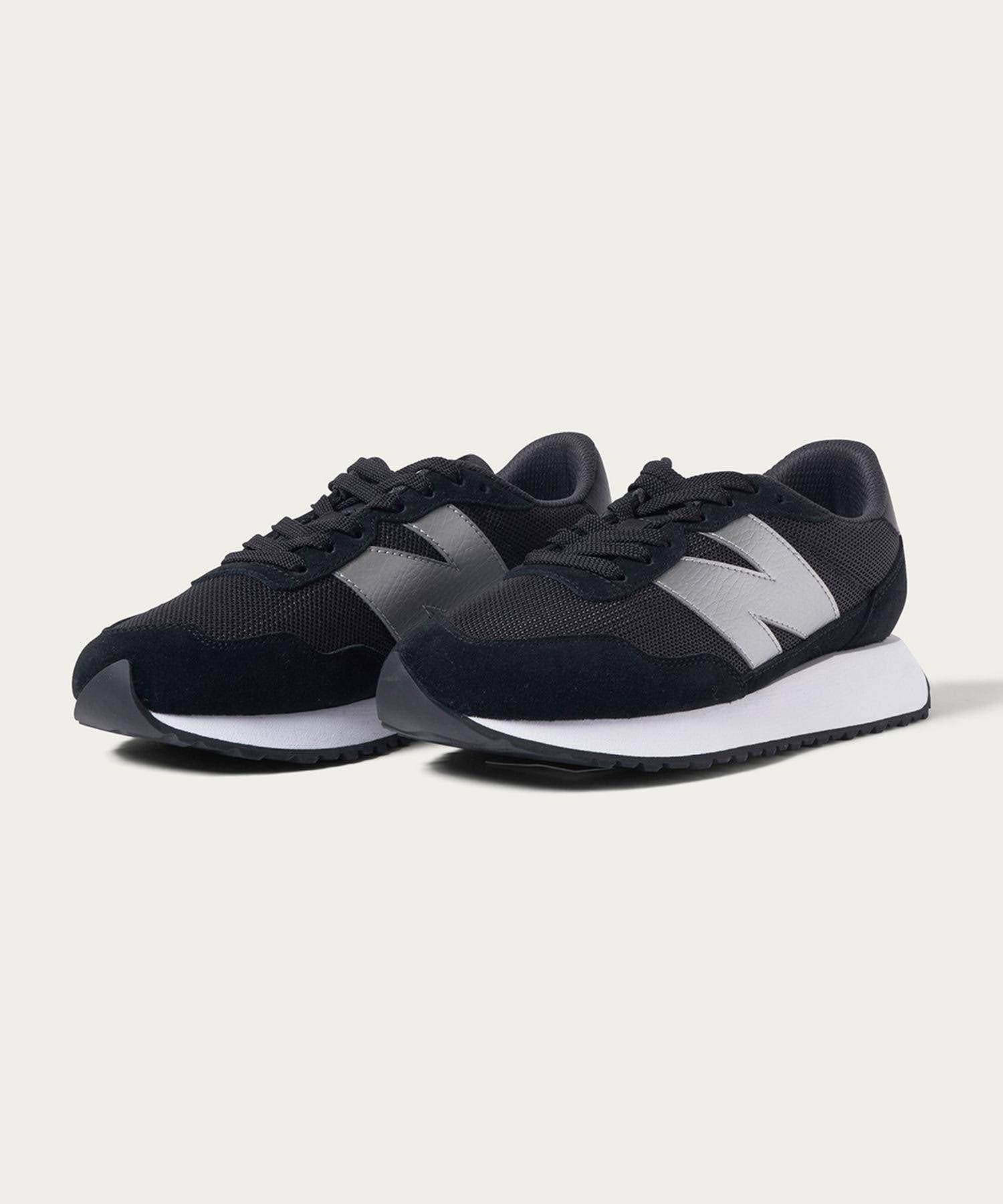 ニューバランス WS237/ ブラック New-Balance-WS237-Black-pair