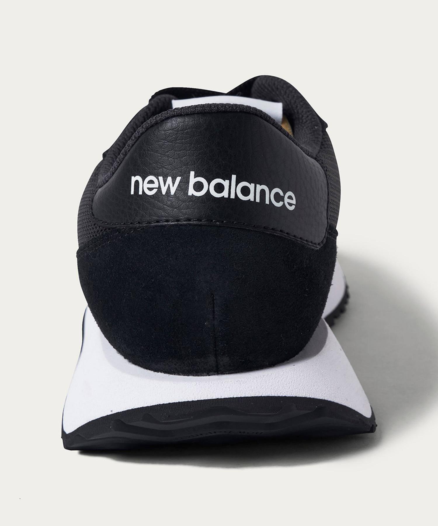 ニューバランス WS237/ ブラック New-Balance-WS237-Black-heel