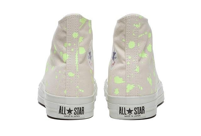 """ビリーズ × コンバース オールスター J ハイ """"スパーク"""" BILLY'S-Convers-All-Star-J-Hi-Spark-6095870001012-heel"""