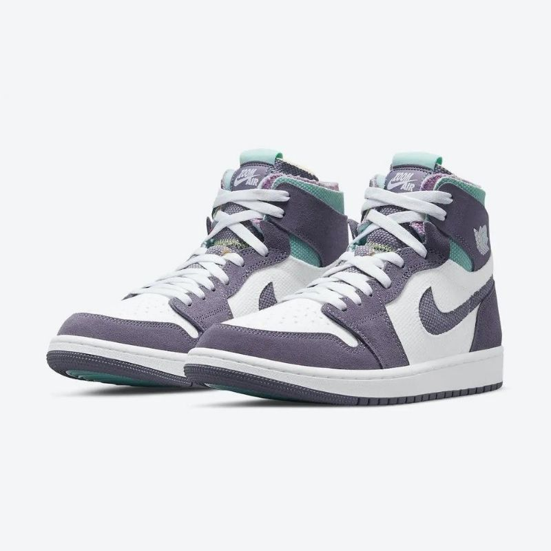 """5月1日発売【Nike Air Jordan 1 Zoom Comfort """"Tropical Twist""""】"""