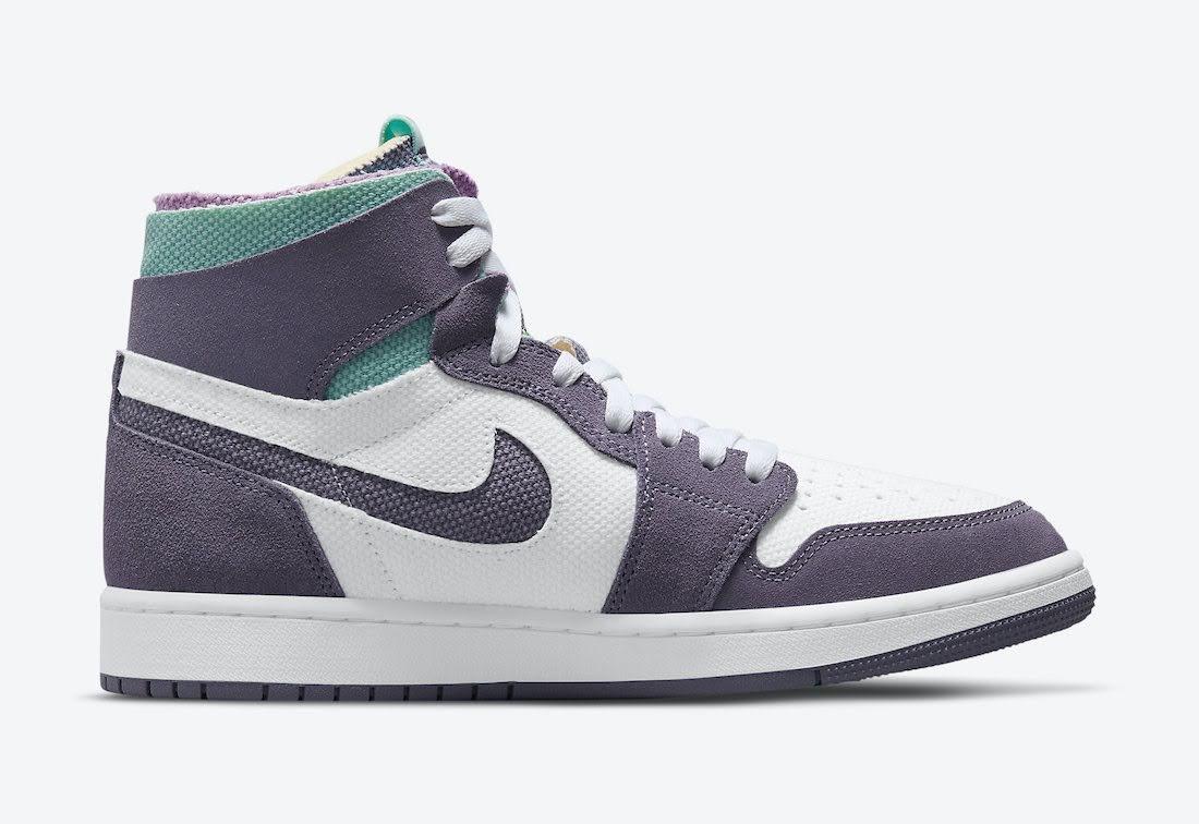 """ナイキ エア ジョーダン 1 ズーム コンフォート """"トロピカル ツイスト"""" Nike-Air-Jordan-1-Zoom-Comfort-Tropical-Twist-CT0978-150-side-2"""