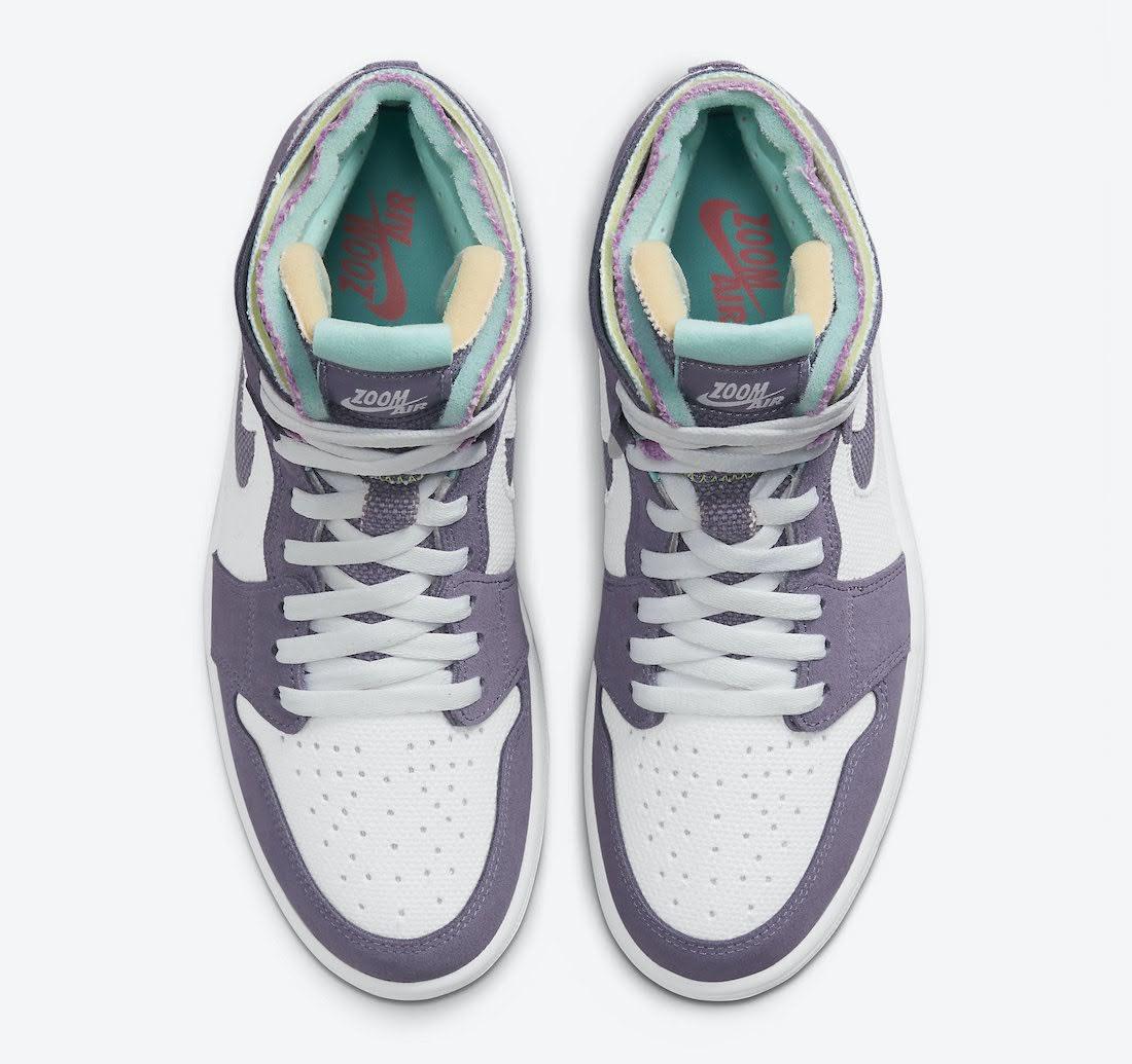 """ナイキ エア ジョーダン 1 ズーム コンフォート """"トロピカル ツイスト"""" Nike-Air-Jordan-1-Zoom-Comfort-Tropical-Twist-CT0978-150-top"""