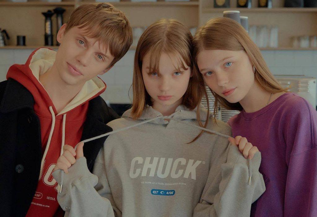 チャック 韓国 ファッション ブランド おすすめ 人気 CHUCK-Korean-Fashion-Brand