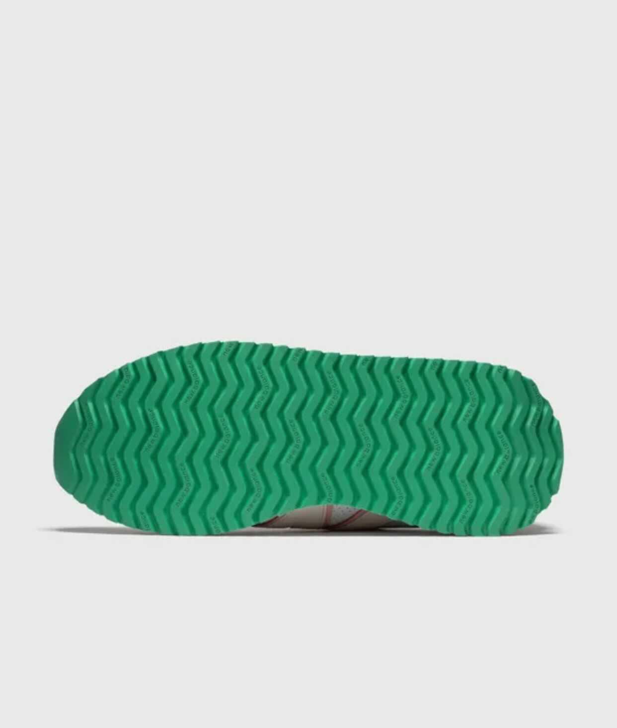 カサブランカ ニューバランス コラボ 237 モノグラム エディション casablanca-x-new-balance-237-monogram-white-green main