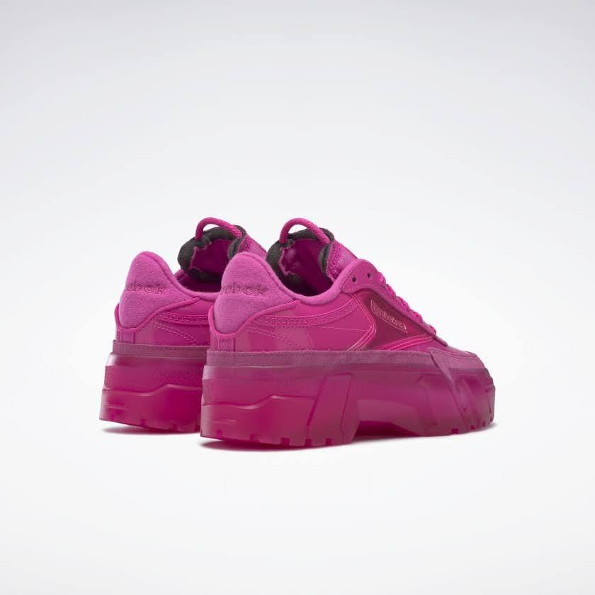 リーボック × カーディビー/ クラブ シー カーディ (ダイナミックピンク) Reebok_Club_C_Cardi_Pink_H01011-pair-back