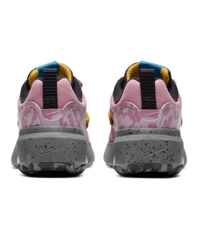 エックス ガール × アトモス ピンク ナイキ エア マックス ビバ (ピンク) x-girl-atmos-pink-nike-air-max-viva-pink-DB5268-003-heel