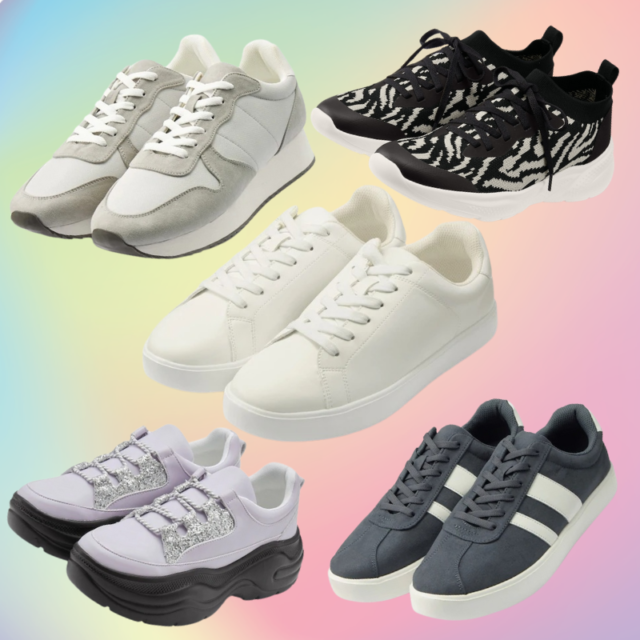 GU ジーユー スニーカー レディース ウィメンズ 2021年 Womens-Sneakers-2021