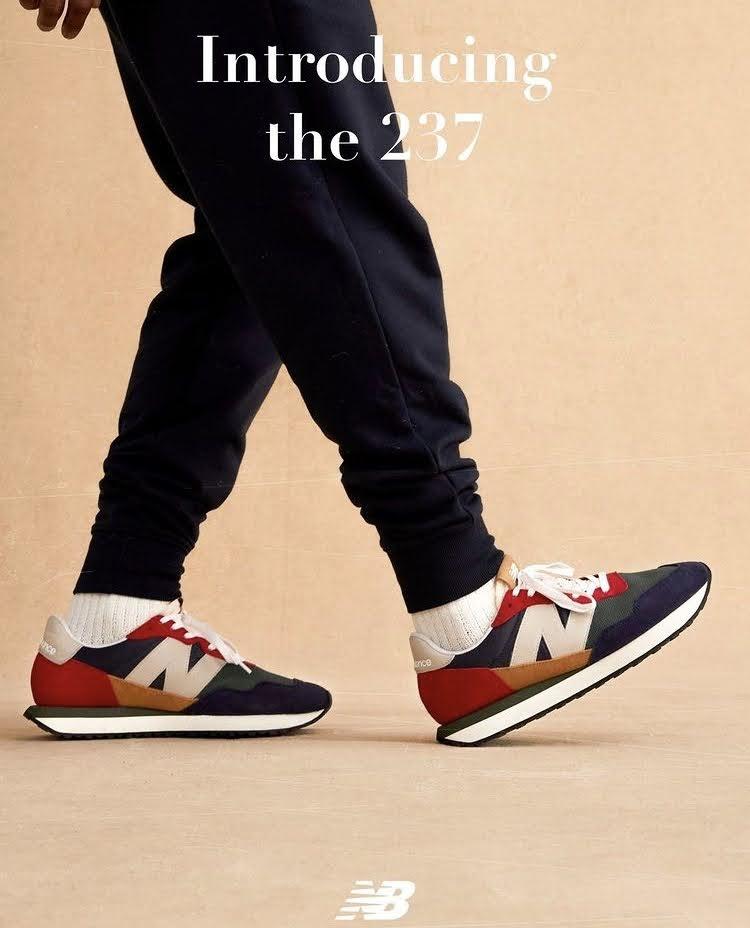 ニューバランス MS237 全2色 New-Balance-MS237-2-colors-on-feet