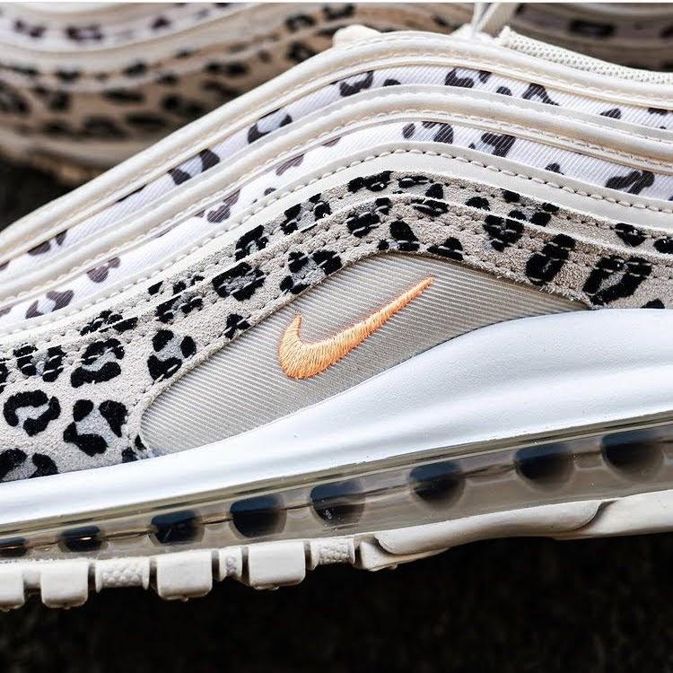 """ナイキ エア マックス 97 """"レオパード""""-Nike-Air-Max-97-Leopard-CW5595-001-pair-look-4"""