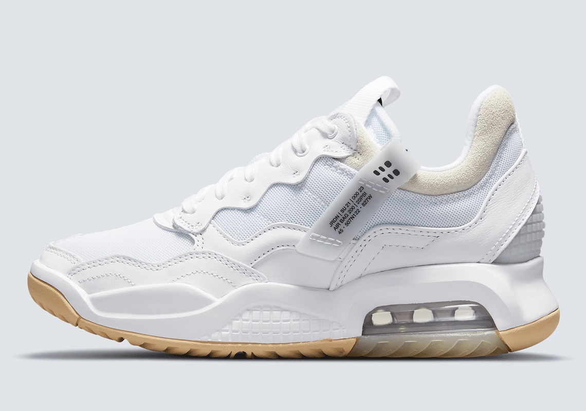 Jordan MA2 White/Light Gum Brown CW5992-102 main