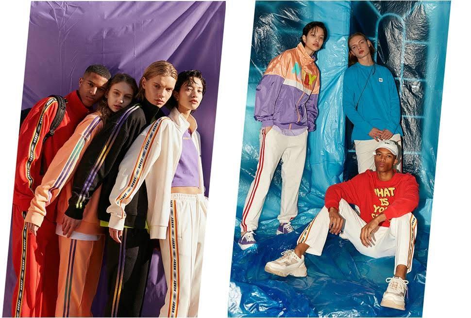 ネルディー 韓国 ファッション ブランド 人気 おすすめ NERDY-Korean-Fashion-Brand coodinate