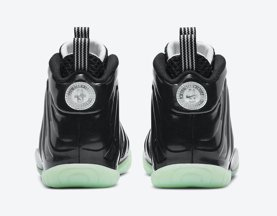 """ナイキ エア フォームポジット ワン """"オールスター 2021"""" Nike-Air-Foamposite-One-All-Star-2021-CV1766-001 back"""