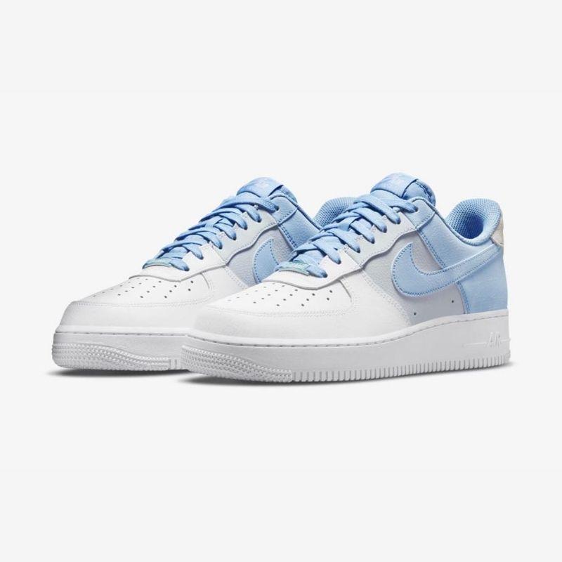 """4月9日発売【Nike Air Force 1 Low """"Psychic Blue""""】※メンズサイズ展開"""