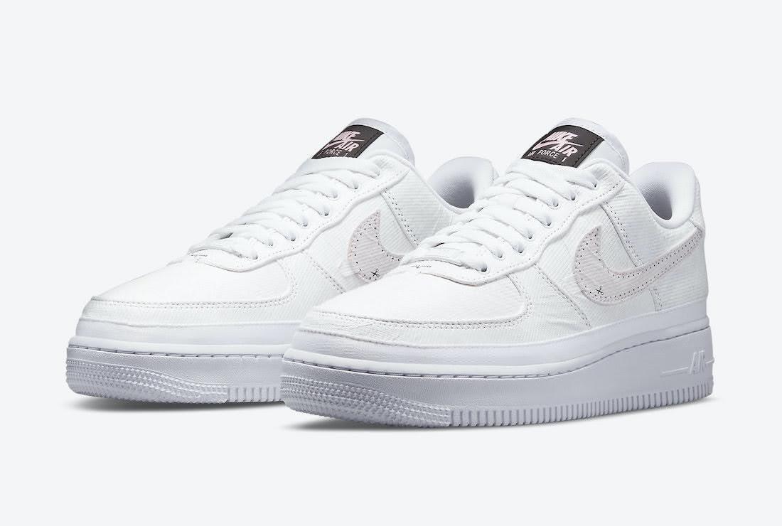 """ナイキ エア フォース 1 ロー """"リベール"""" Nike-Air-Force-1-Low-Reveal-Tear-Away-DJ9941-244-pair"""
