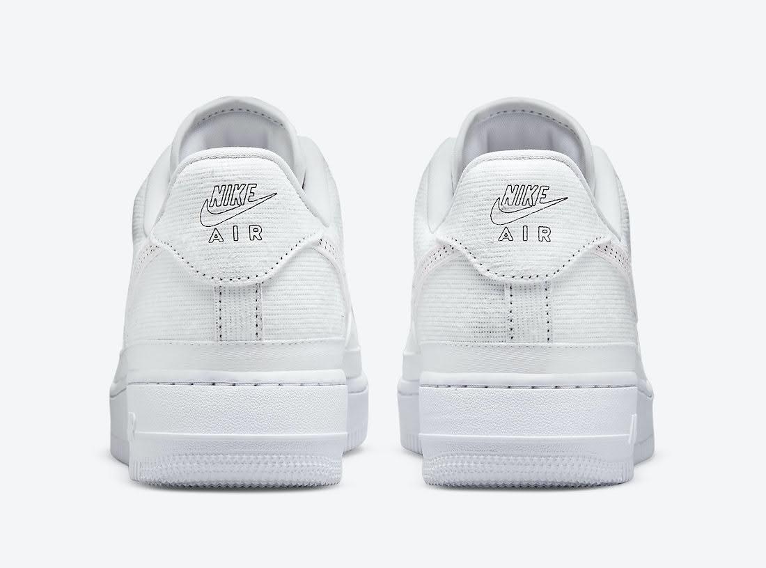 """ナイキ エア フォース 1 ロー """"リベール"""" Nike-Air-Force-1-Low-Reveal-Tear-Away-DJ9941-244-heel"""