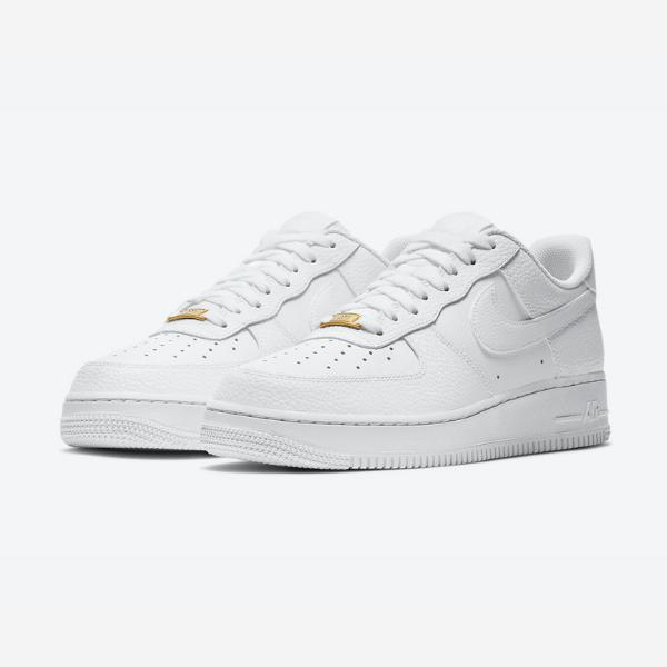 """近日発売【Nike Air Force 1 Low """"Triple White""""】ナイキ エア フォース 1 ロー """"トリプル ホワイト"""""""