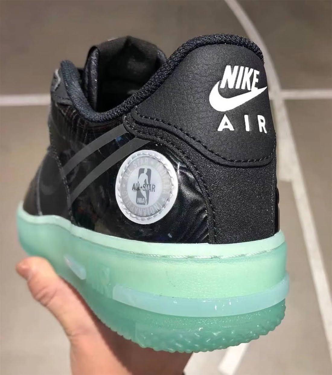 """ナイキ エア フォース 1 リアクト """"オールスター"""" Nike-Air-Force-1-React-All-Star-CV2218-001-heel"""
