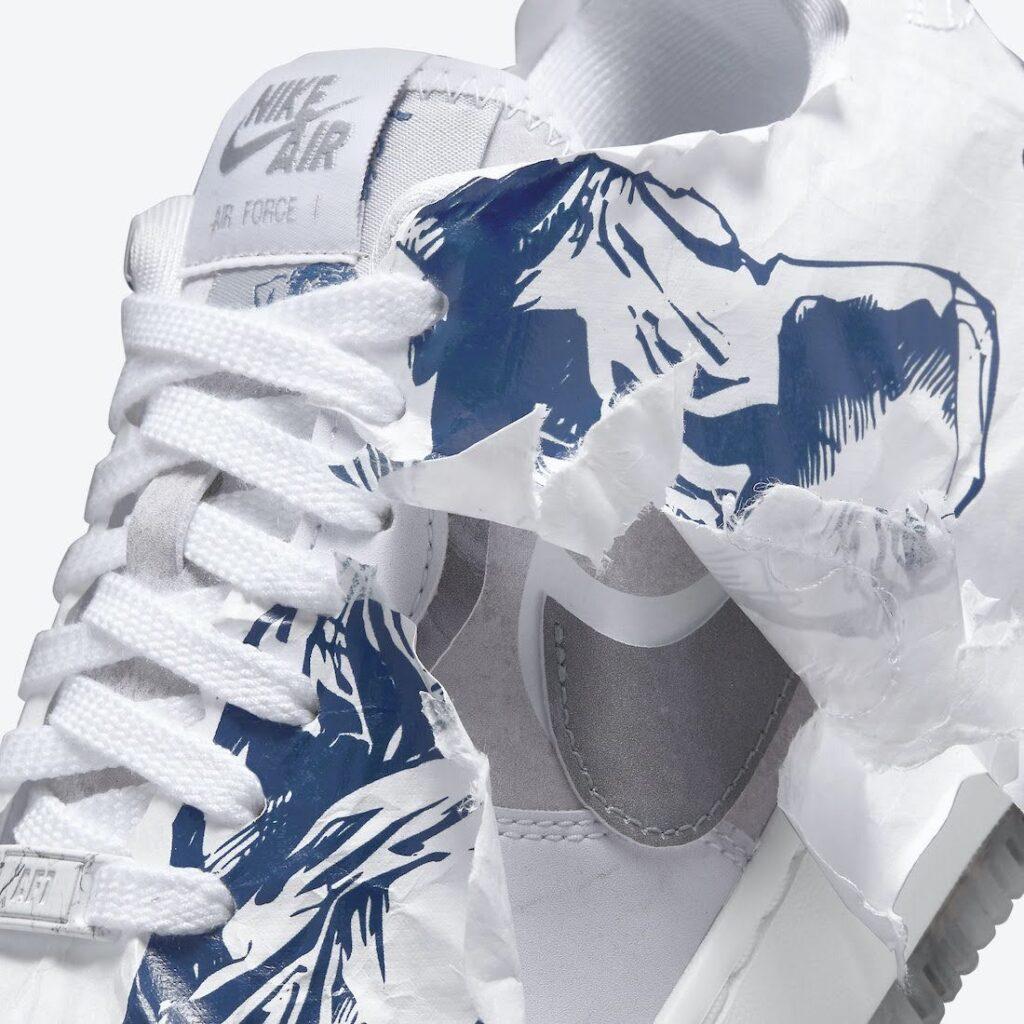 """5月12日発売【Nike Air Force 1 Shadow """"Goddess of Victory""""】"""