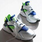 """ナイキ エア ハラチ """"スクリーム グリーン"""" Nike-Air-Huarache-Scream-Green-DD1068-100-main"""