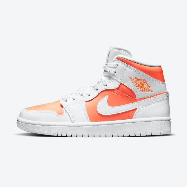 """ナイキ エア ジョーダン 1 ミッド SE """"ブライト シトラス"""" Nike-Air-Jordan-1-Mid-SE-Bright-Citrus-CZ0774-800-eyecatch"""