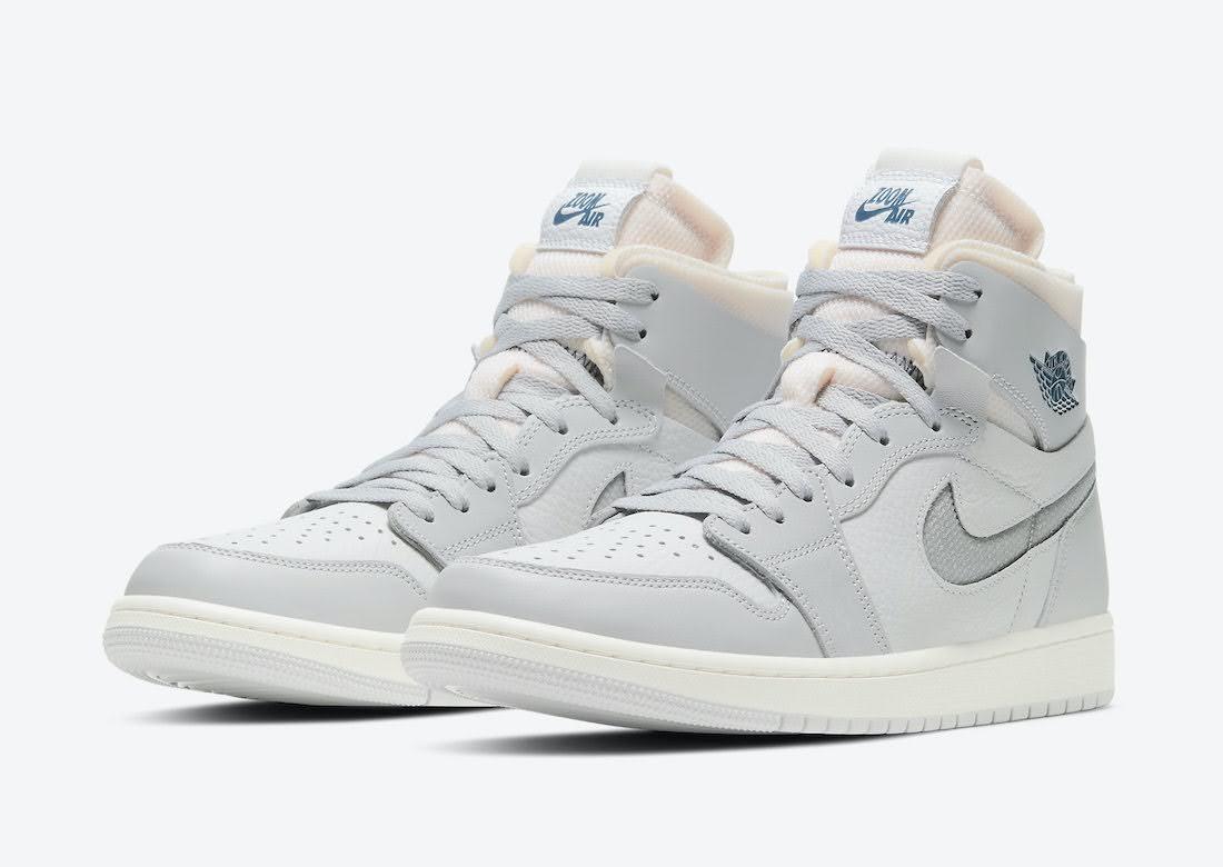 """ナイキ エア ジョーダン 1 ズーム コンフォート """"ロンドン"""" Nike-Air-Jordan-1-Zoom-Comfort-London-DH4268-001-pair"""