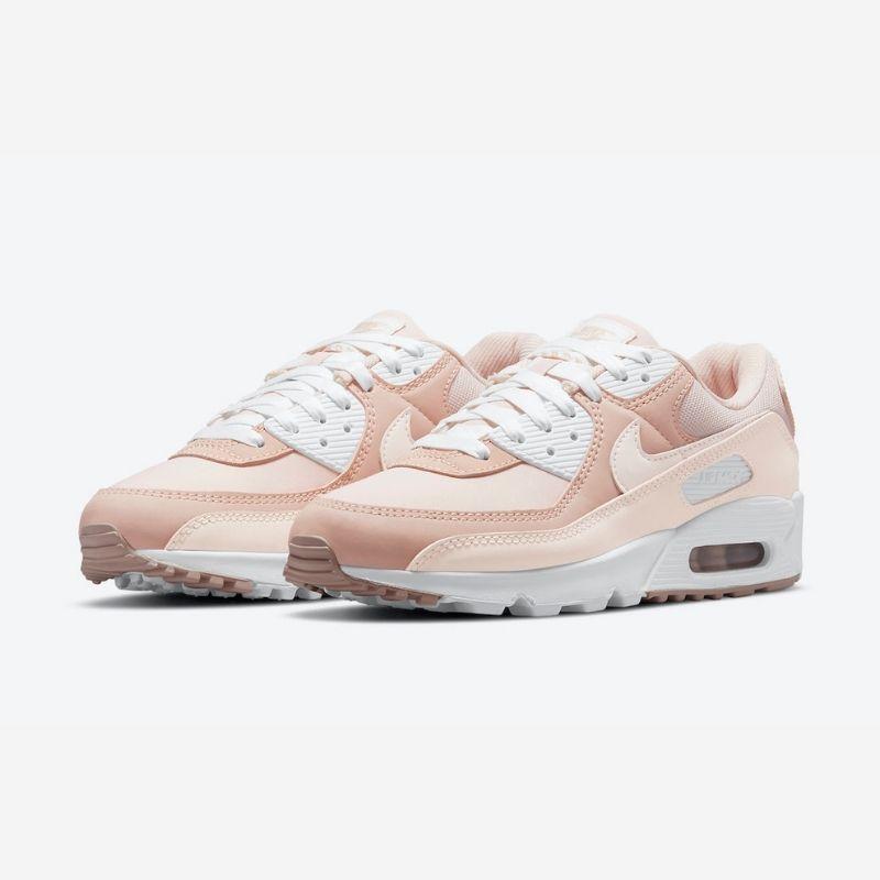 """2021年発売予定【Nike Air Max 90 """"Pink Oxford""""】淡いピンクのエアマックス90"""