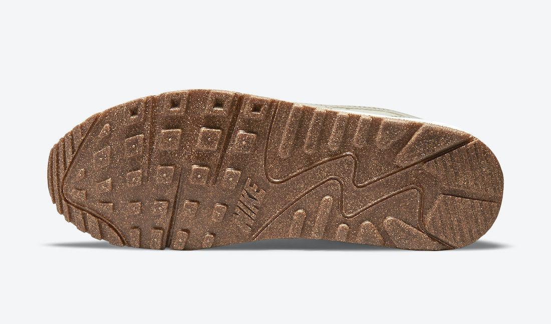 """ナイキ エア マックス 90 """"コルク"""" Nike-Air-Max-90-Cork-DD0385-100-sole"""