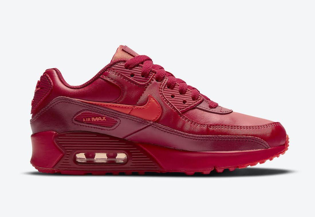 """ナイキ エア マックス 90 """"シカゴシティ スペシャル"""" / GS Nike-Air-Max-90-GS-Chicago-DH0149-600-side-2"""
