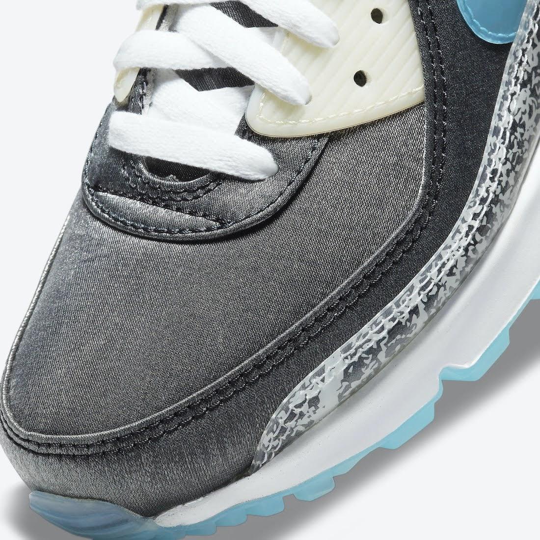 """ナイキ ウィメンズ エア マックス 90 """"おにぎり"""" Nike-Air-Max-90-Rice-Ball-DD5483-010-toe"""