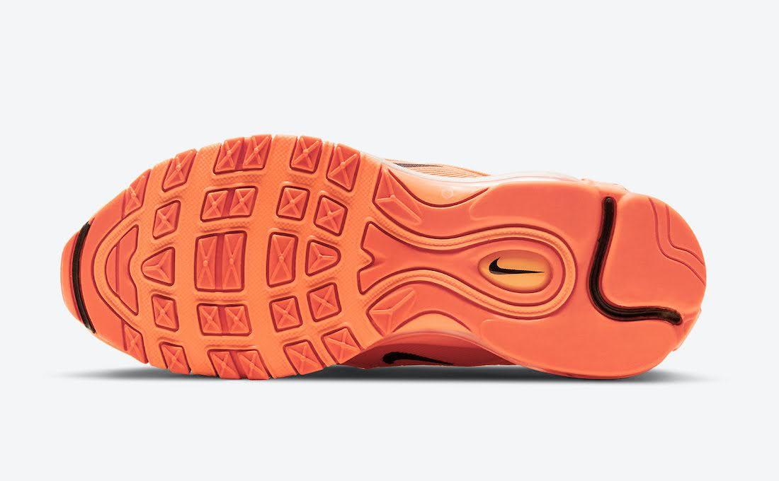 """ナイキ エア マックス 97 """"ロサンゼルス"""" / GS Nike-Air-Max-97-GS-Los-Angeles-DH0148-800-sole"""