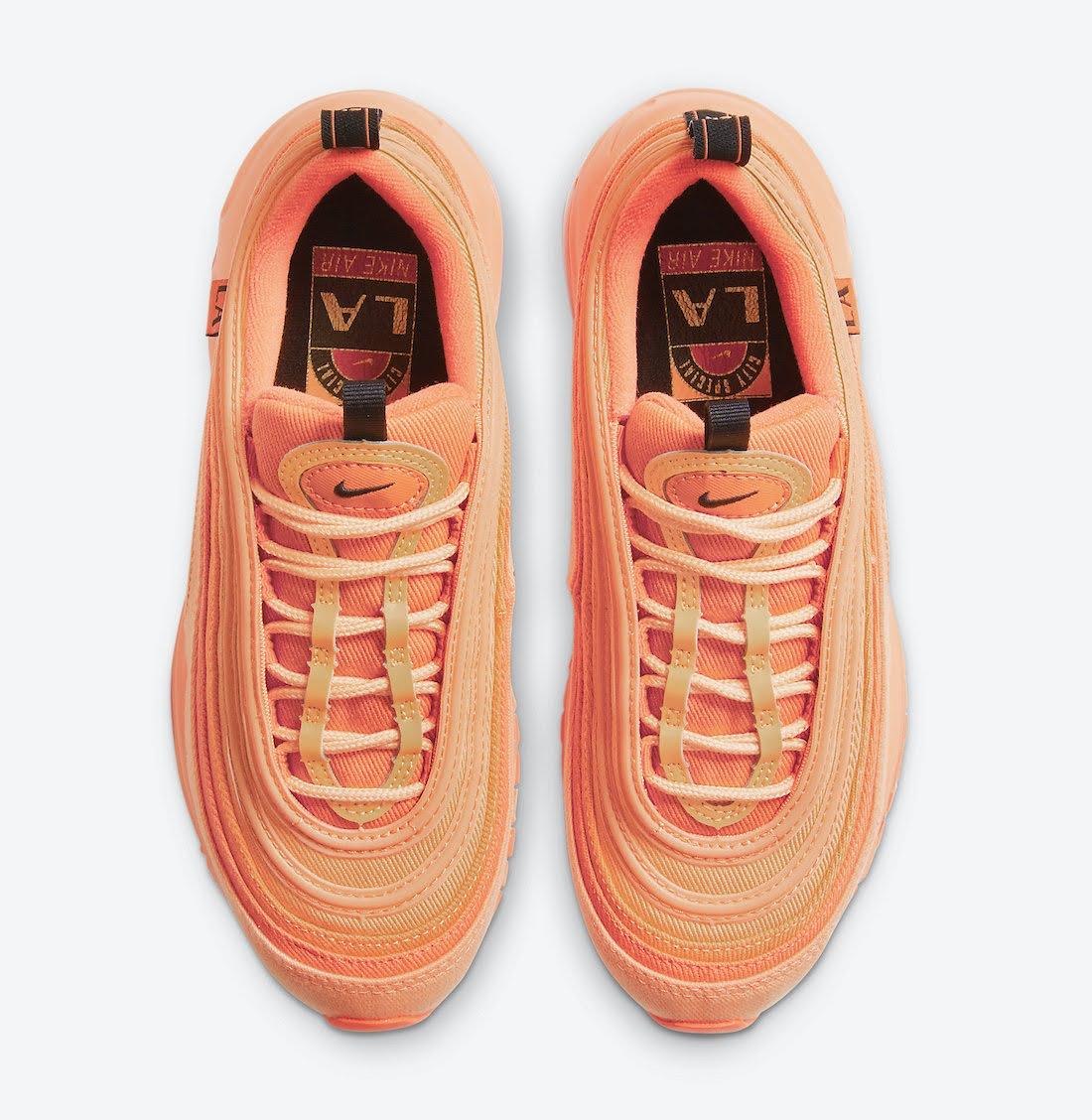 """ナイキ エア マックス 97 """"ロサンゼルス"""" / GS Nike-Air-Max-97-GS-Los-Angeles-DH0148-800-top"""