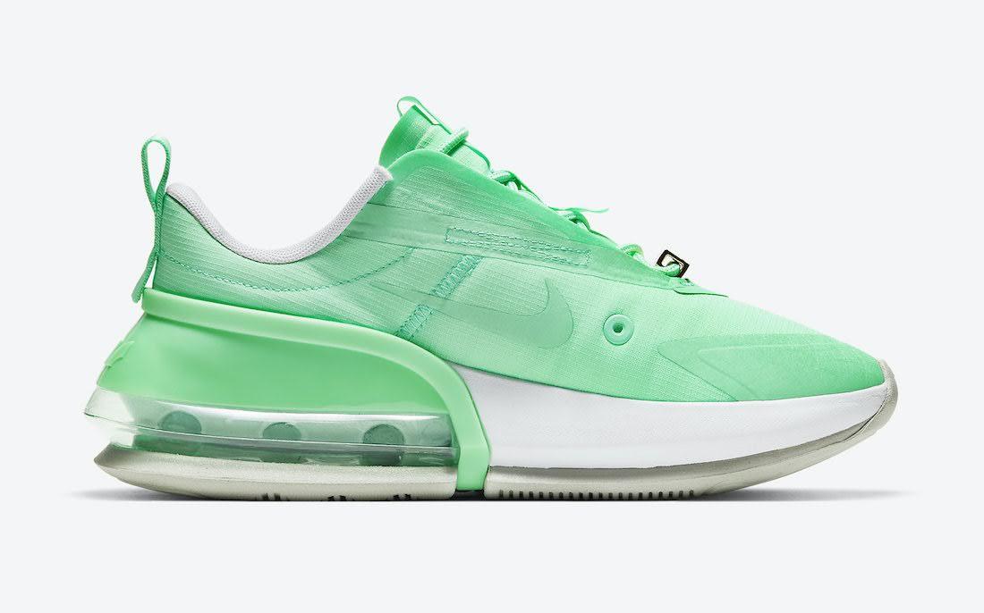 """ナイキ ウィメンズ エア マックス アップ """"レディー リバティ"""" Nike-WMNS-Air-Max-Up-NYC-Lady-Liberty-DH0154-300-side-2"""