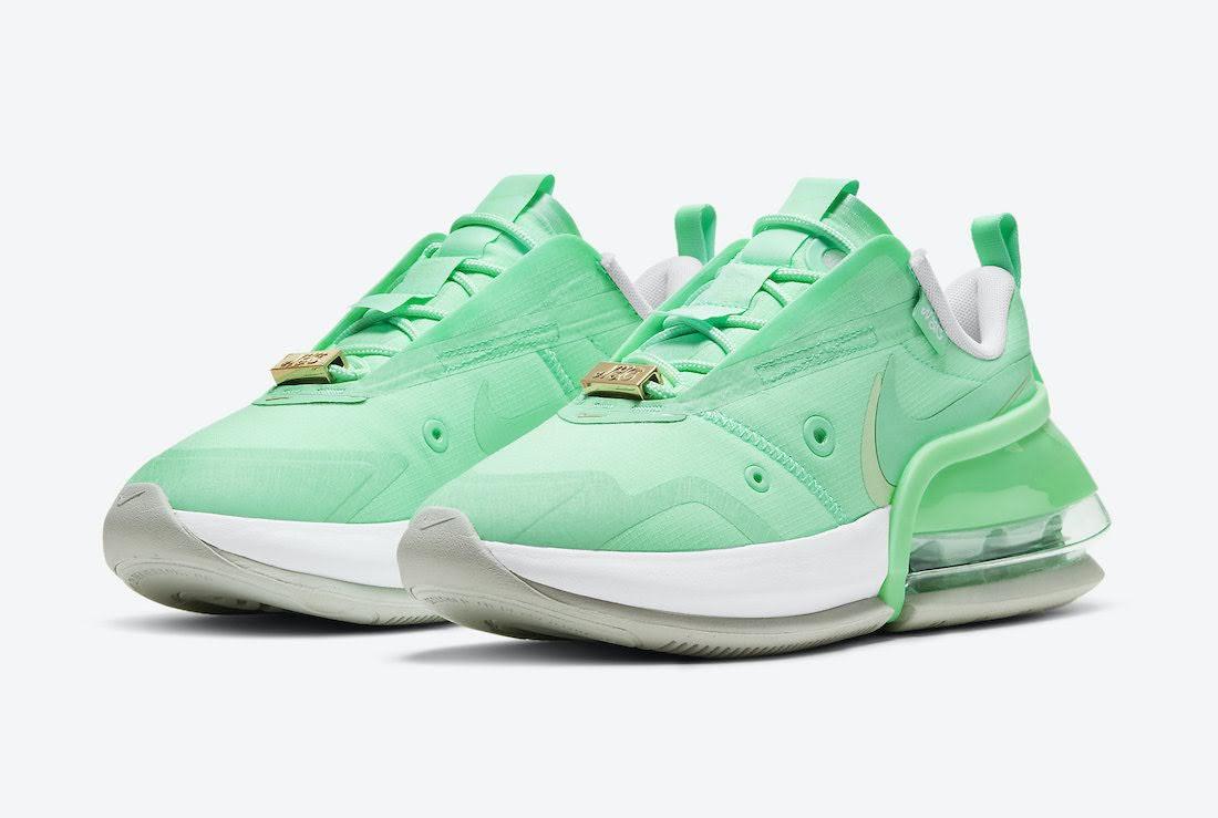 """ナイキ ウィメンズ エア マックス アップ """"レディー リバティ"""" Nike-WMNS-Air-Max-Up-NYC-Lady-Liberty-DH0154-300-pair"""