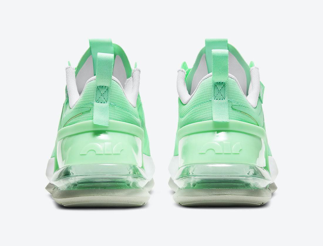"""ナイキ ウィメンズ エア マックス アップ """"レディー リバティ"""" Nike-WMNS-Air-Max-Up-NYC-Lady-Liberty-DH0154-300-heel"""