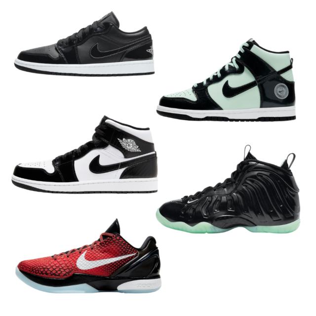 ナイキ オールスター NBA 2021年 スニーカー Nike-All-Star-2021-Collection