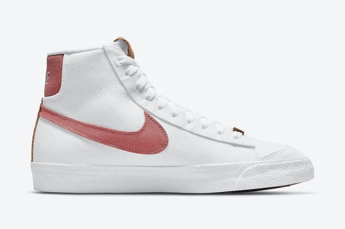 """ナイキ ブレーザー ミッド 77 """"カテキュウ"""" Nike-Blazer-Mid-77-Catechu-DC9265-101-side-2"""