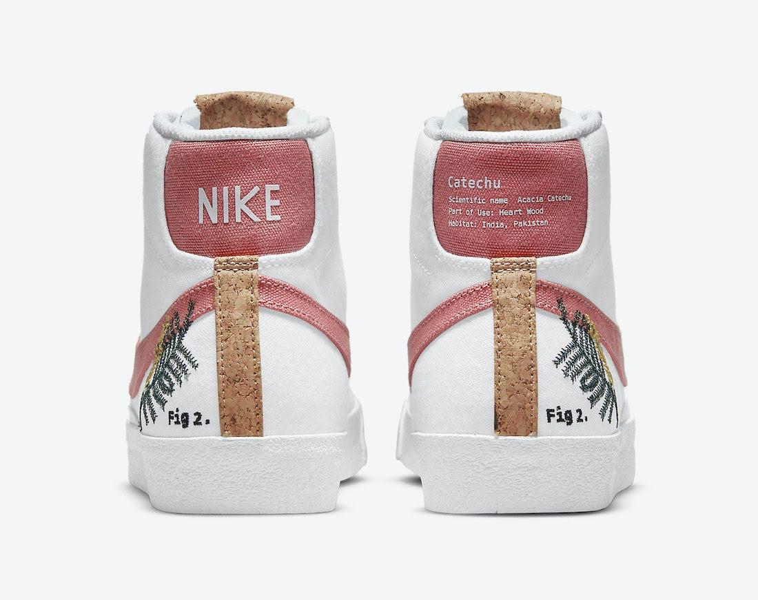 """ナイキ ブレーザー ミッド 77 """"カテキュウ"""" Nike-Blazer-Mid-77-Catechu-DC9265-101-heel"""