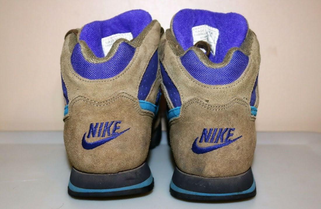 """ナイキ SB ダンクロー """"カルデラ ACG"""" Nike-Caldera-Plus-ACG-Hiking-Boots-heel"""